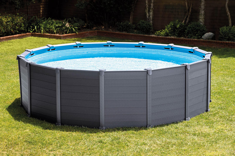 INTEX PISCINE FUORITERRA 3